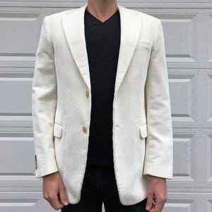 White Valentino Blazer